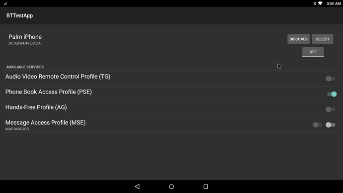 Enable HFP client on Android - DragonBoard410c - 96Boards Forum