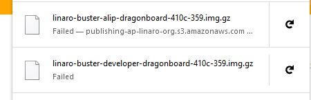 DragonBoard410c - linaro-buster-alip-dragonboard-410c-359